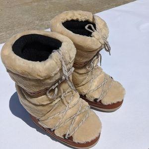 Marc Jacobs Aprés Ski Snow Boots